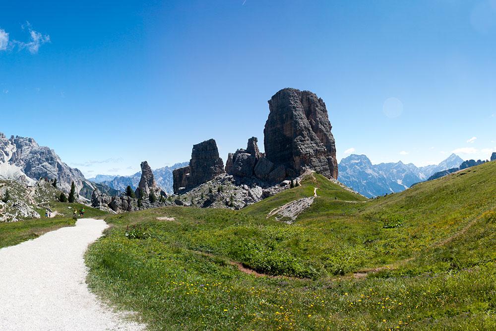 Vacanza a Cortina