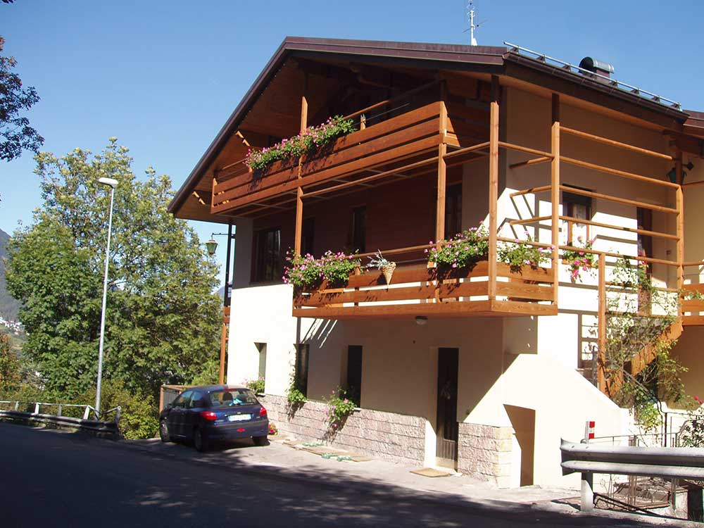 apartment in cadore valley