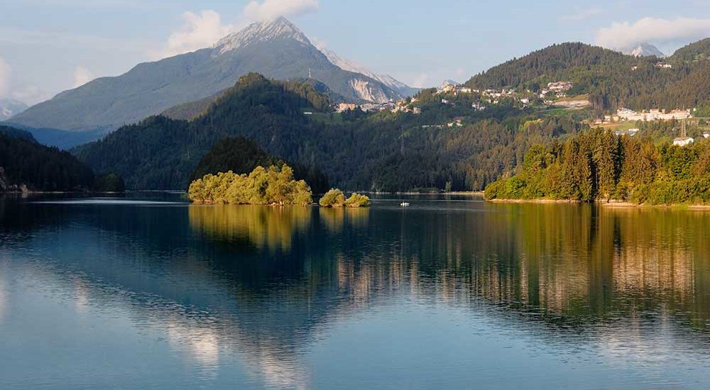 Centro Cadore Lake
