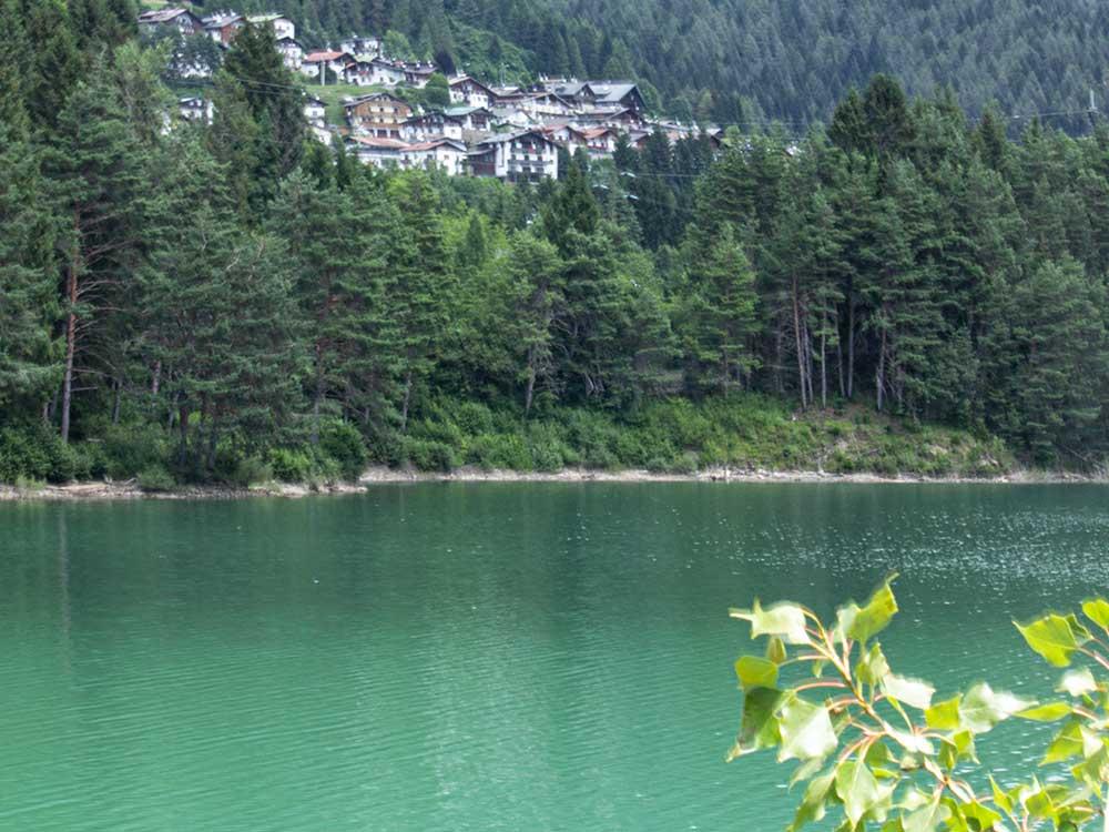 lago centro cadore