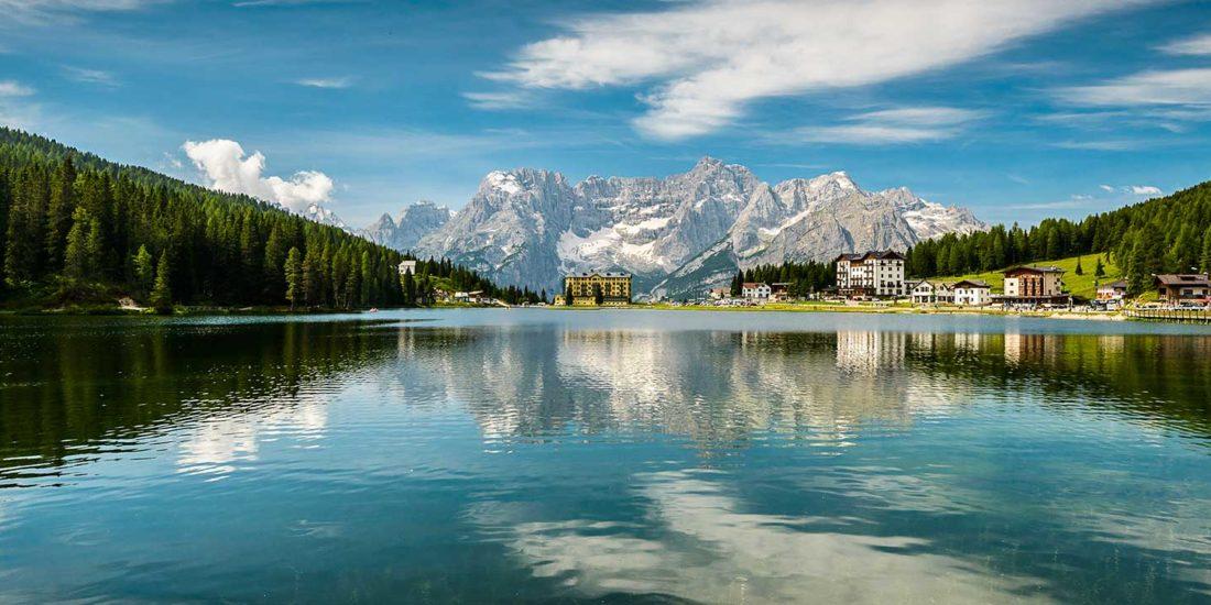 cadore lakes