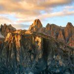 Dolomities - Le Tofane